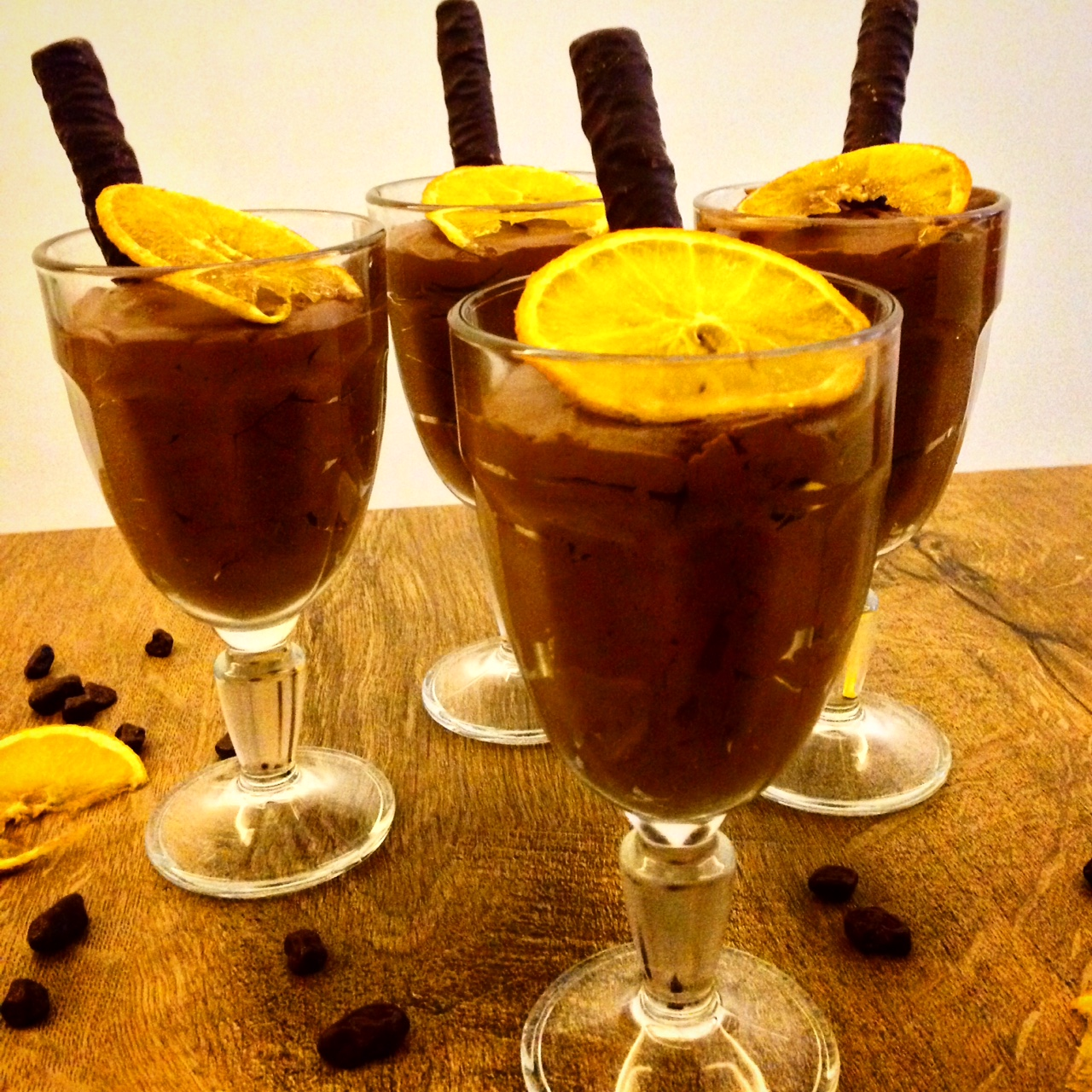 Çikolatalı Mus – Chocolate Mousse